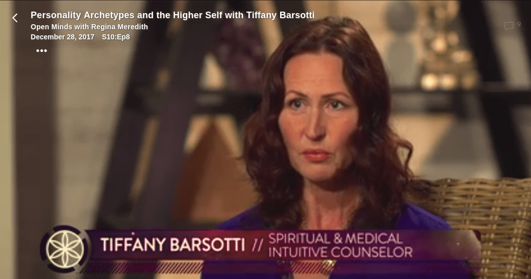 Personality Archetypes and the Higher Self with Tiffany Barsotti
