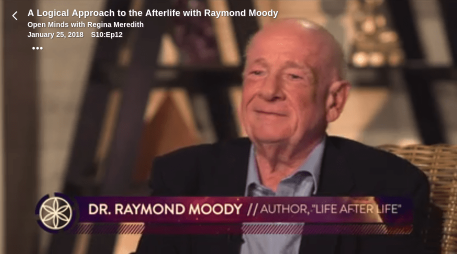 A Logical Approach to the Afterlife with Raymond Moody