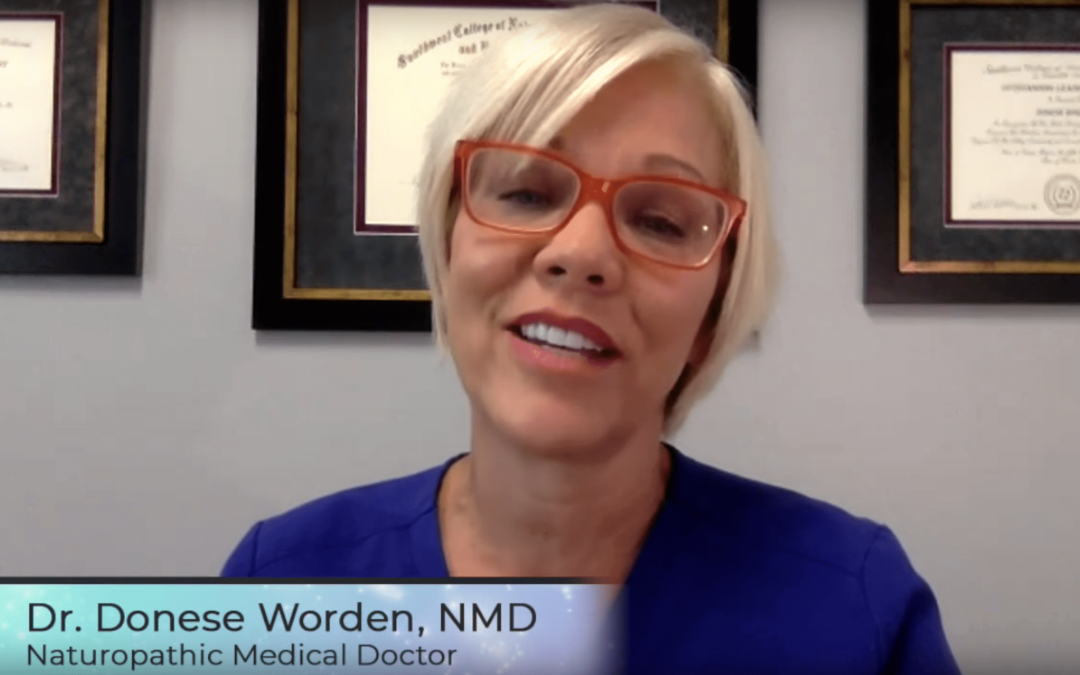 Cleaning Up With Enzymes, Health Bites with Donese Worden, NMD