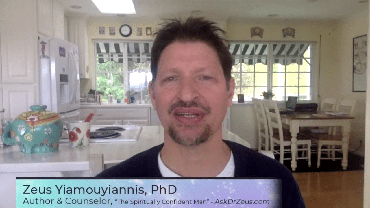 What Will Replace Patriarchy?, with Zeus Yiamouyiannis, Author,Regina Meredith, Spirituality