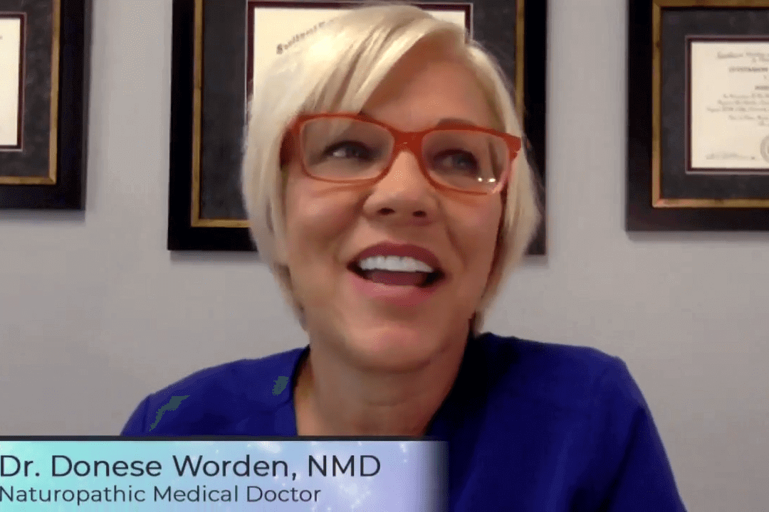 How To Read A Supplement Label, with Dr. Donese Worden, NMD