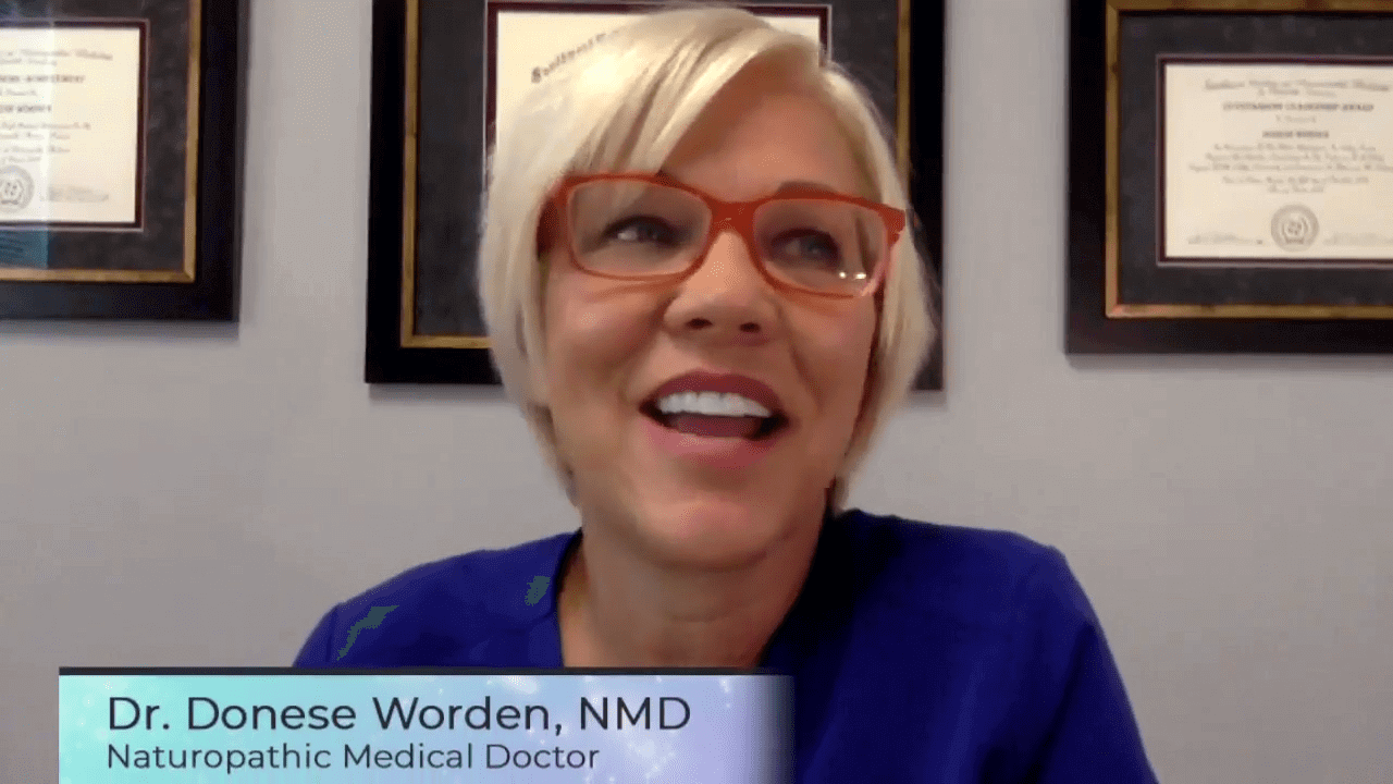 How To Read A Supplement Label, with Dr. Donese Worden, NMD,Regina Meredith, Natural Health