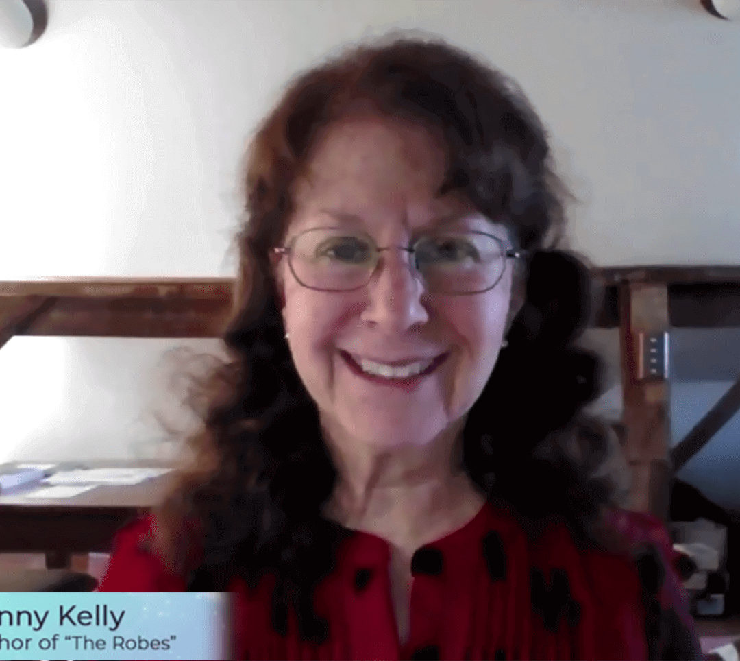 Future Visions About Family (Part Two), The Robes with Penny Kelly, Author