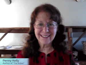Future Visions About Family (Part Two), The Robes with Penny Kelly, Author,Regina Meredith, The Future