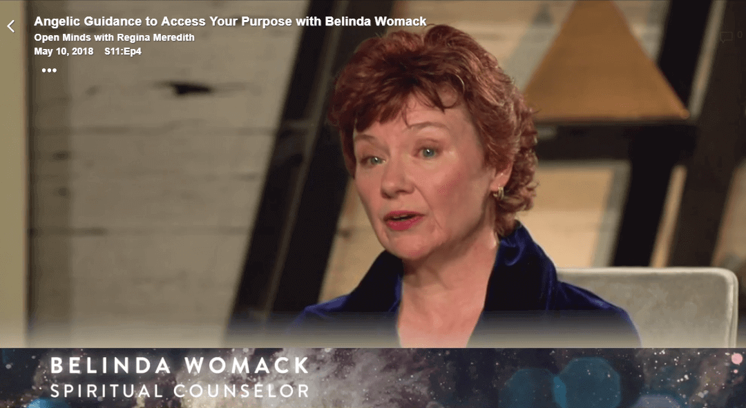 Angelic Guidance to Access Your Purpose with Belinda Womack