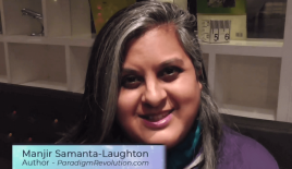 Black Holes: Creators not Destroyers! with Manjir Samanta-Laughton, Author - Regina Meredith