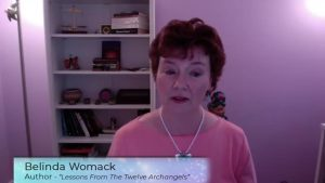 Planets & Angels, with Belinda Womack, Intuitive Channel and Author Lessons From the Twelve Archangels - Regina Meredith