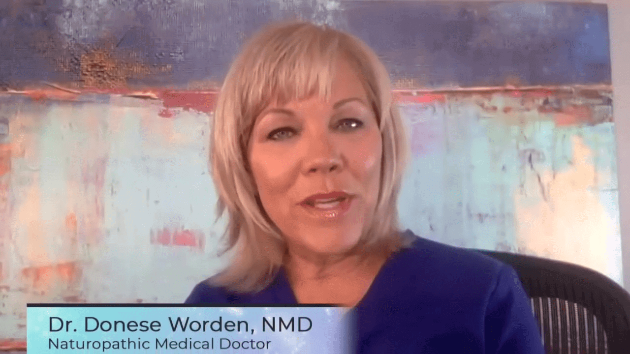 Homeopathic Cure for Toxic Livers (a ubiquitous hidden disease) with Dr. Donese Worden, NMD - Regina Meredith