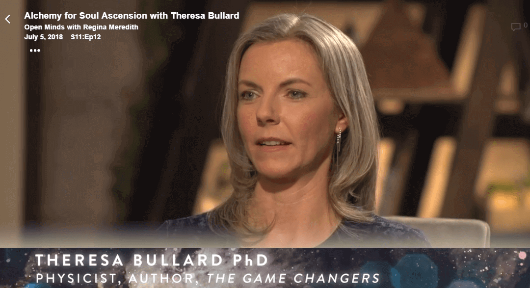 Alchemy for Soul Ascension with Theresa Bullard