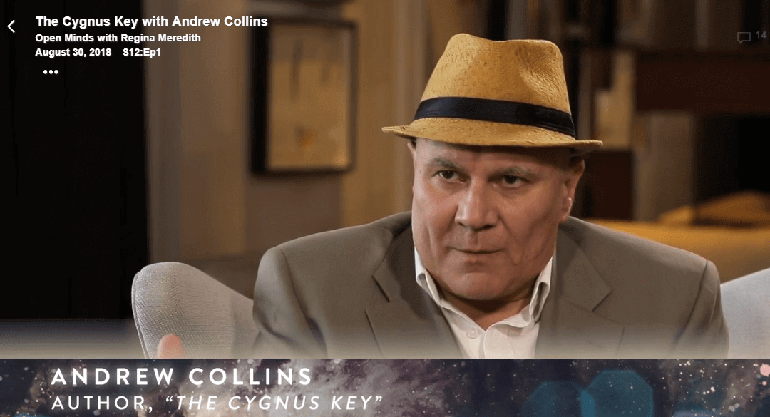 The Cygnus Key with Andrew Collins
