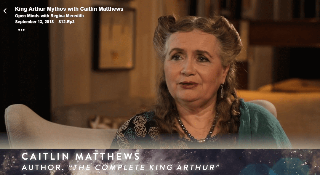 King Arthur Mythos with Caitlin Matthews
