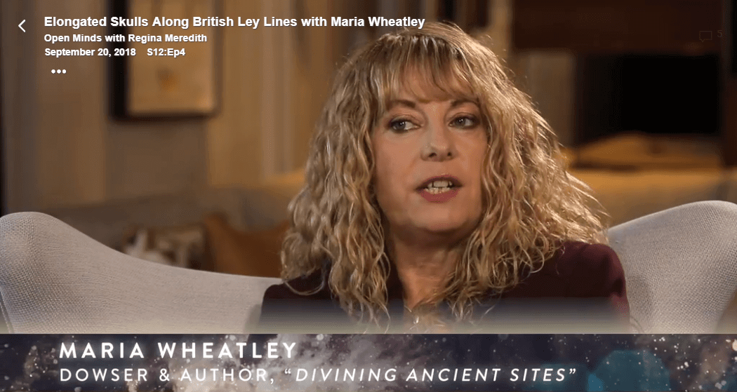 Elongated Skulls Along British Ley Lines with Maria Wheatley