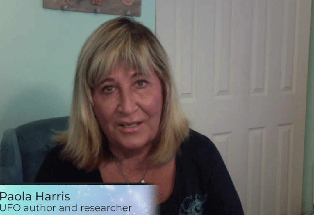 Teachers from the Stars with Paola Harris, UFO Researcher and Author