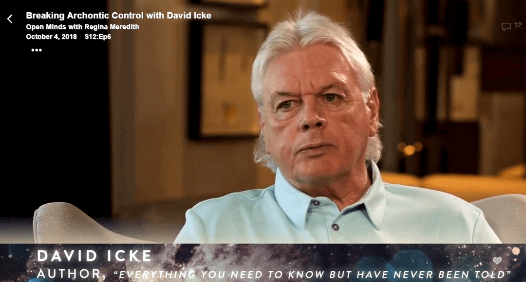 Breaking Archontic Control with David Icke