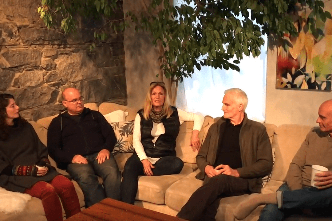 Meeting of the Minds in B.C., Featuring Surprise Guests