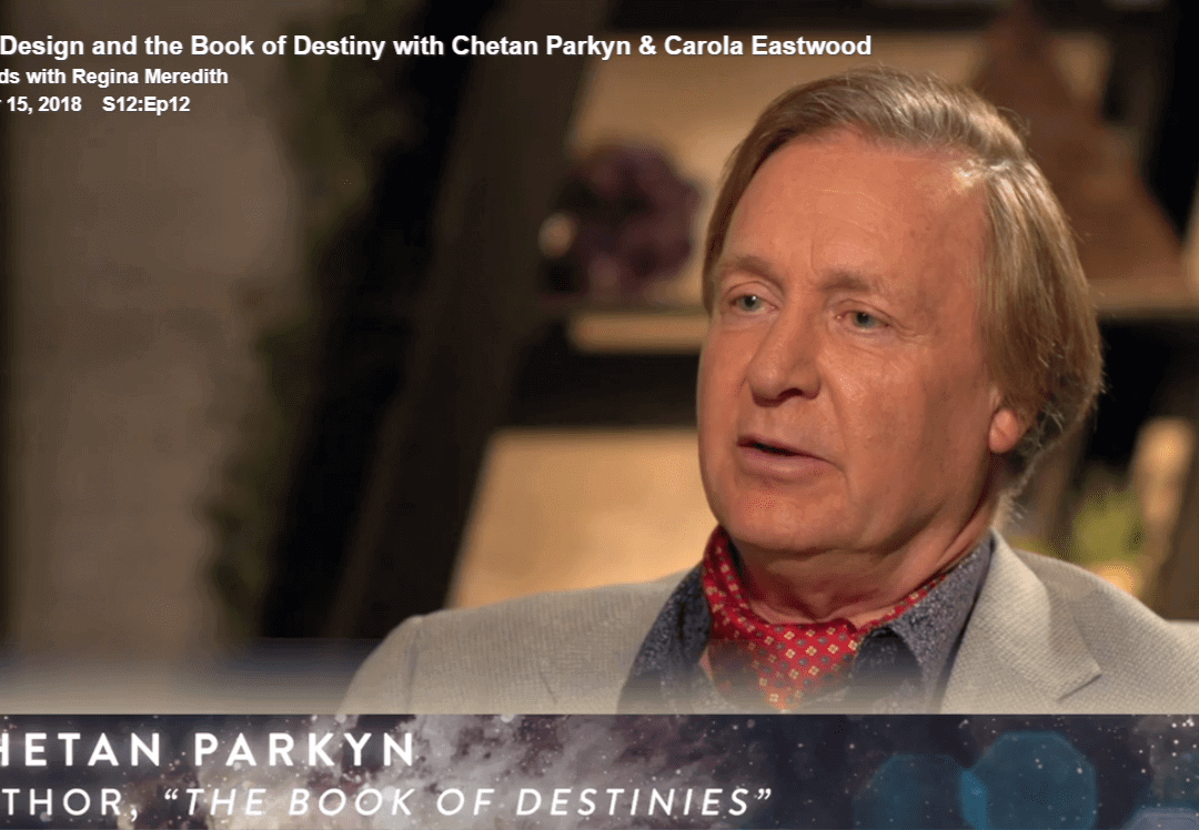 Human Design and the Book of Destiny with Chetan Parkyn & Carola Eastwood