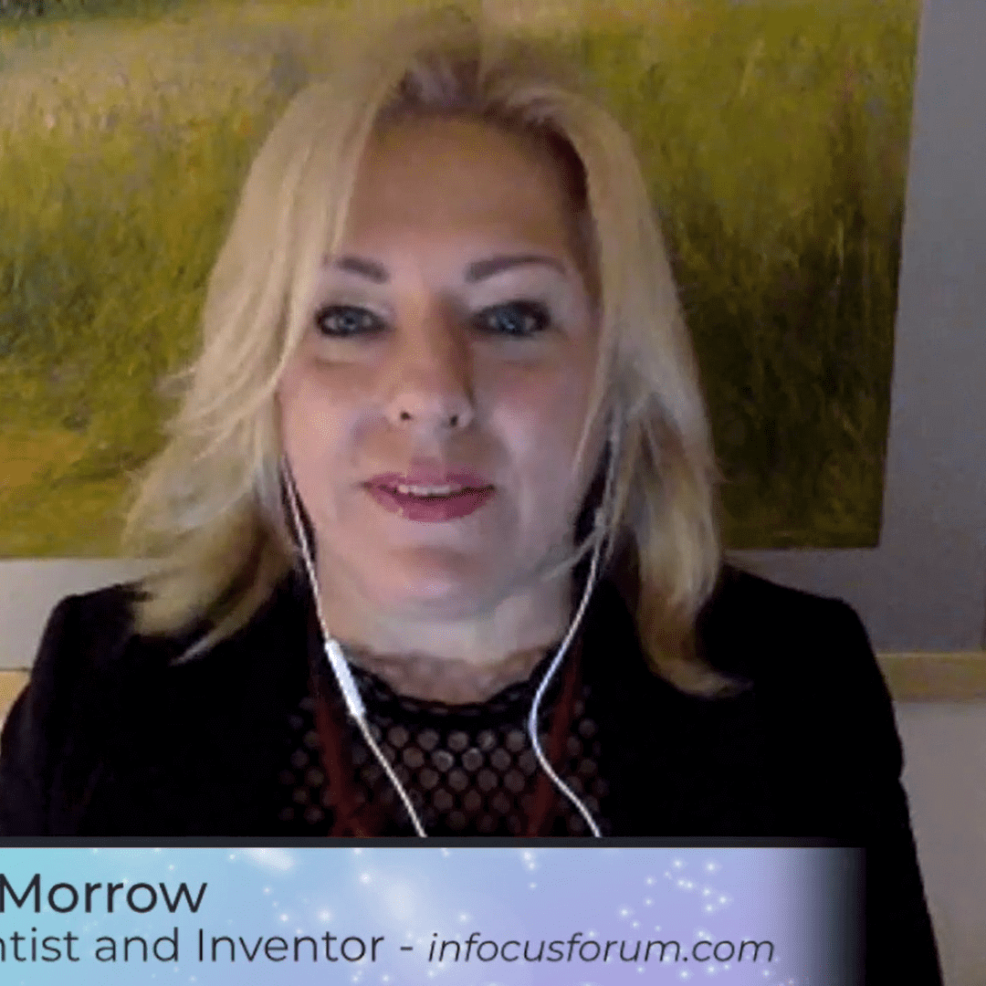 Boosting Brain Function with Dr. Lana Morrow, Neuroscientist and Inventor