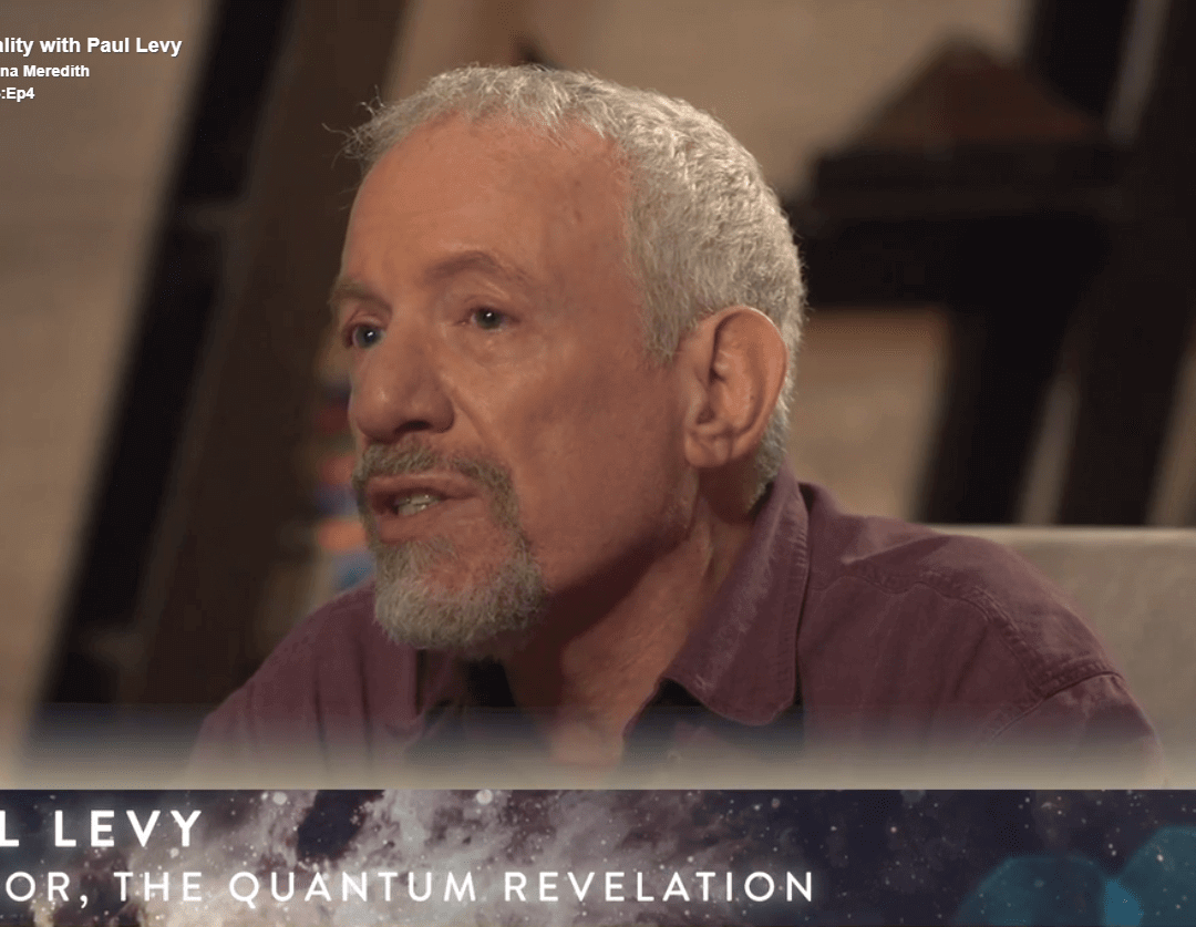 Quantum Spirituality with Paul Levy
