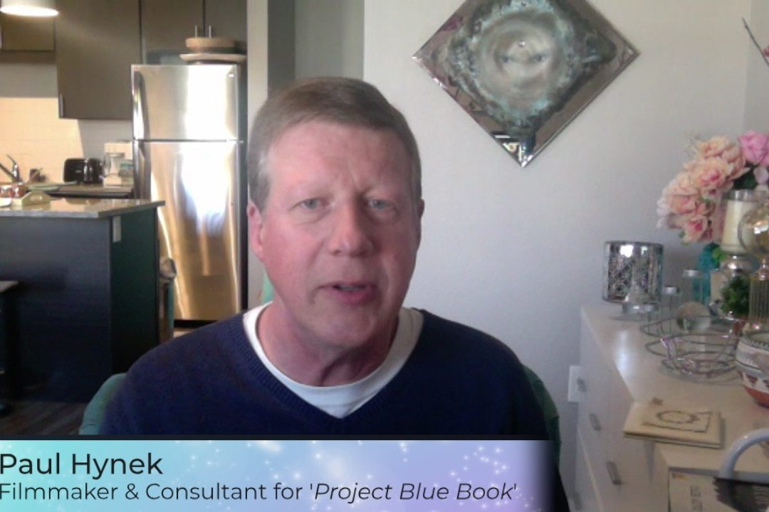 Project Blue Book: The Family with Paul Hynek, Filmmaker & Consultant for 'Project Blue Book'