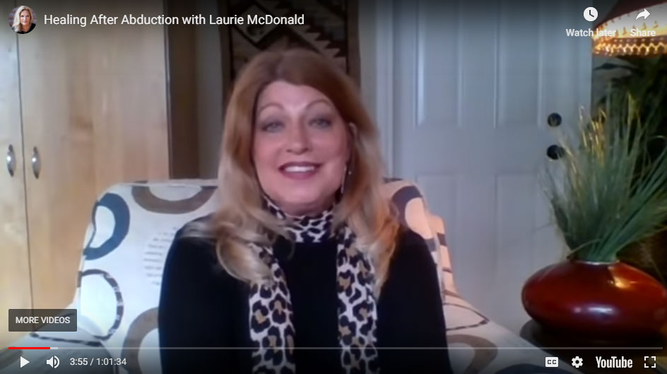 Healing After Abduction with Laurie McDonald