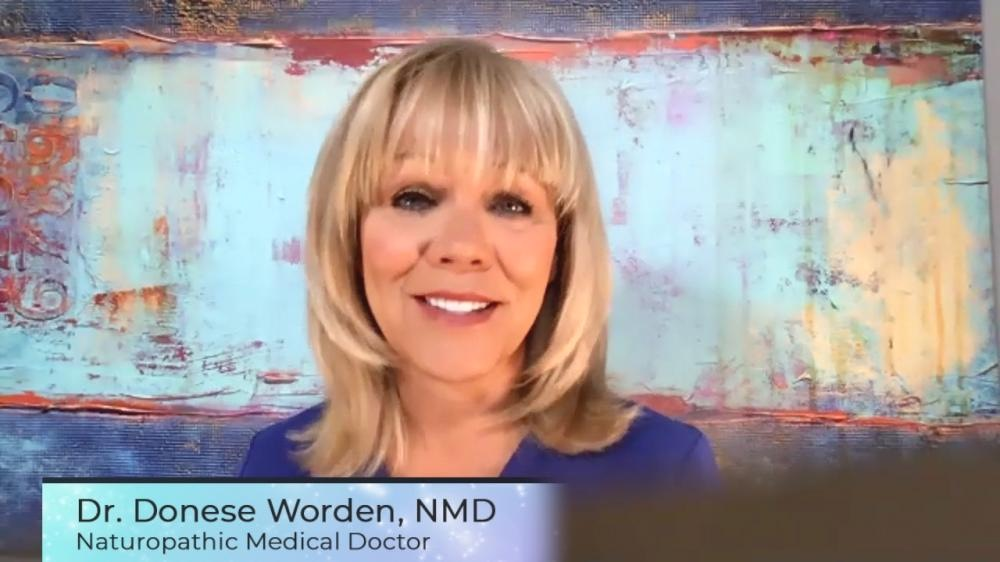Taking the Fear Out Of Cancer with Dr. Donese Worden, NMD