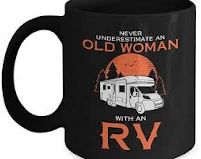 A Free Woman in an RV!