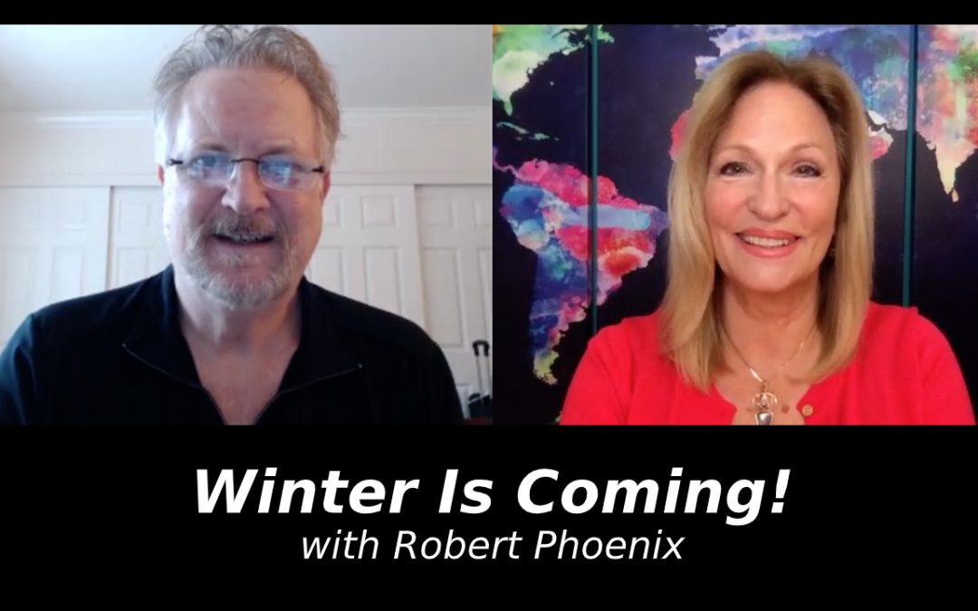 Winter Is Coming! with Robert Phoenix