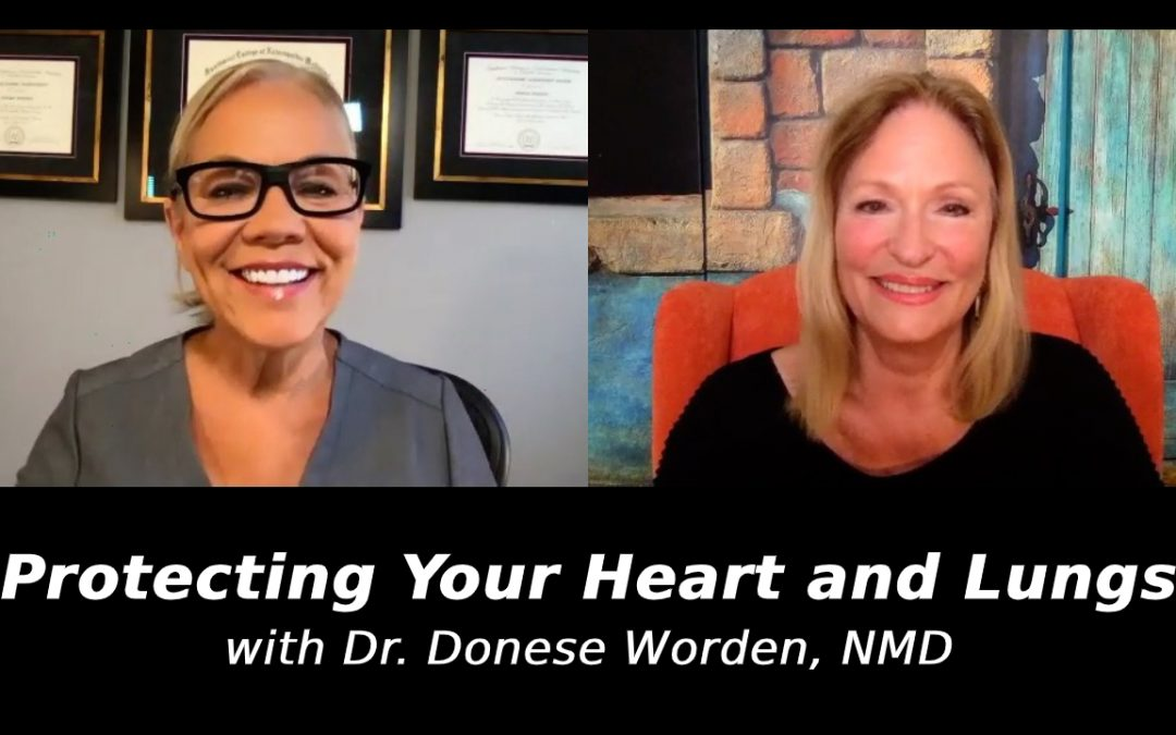 Protecting Your Heart and Lungs with Dr. Donese Worden, NMD