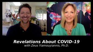Regina Meredith's Husband Zeus Yiamouyiannis and COVID-19