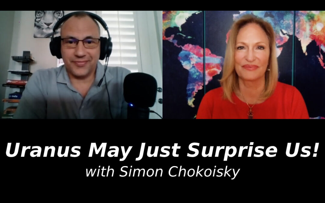 Uranus May Just Surprise Us! with Simon Chokoisky