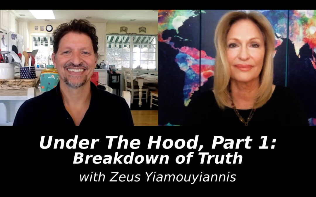 Under The Hood, Part 1: Breakdown of Truth with Zeus Yiamouyiannis