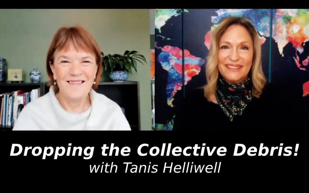 Dropping the Collective Debris! with Tanis Helliwell