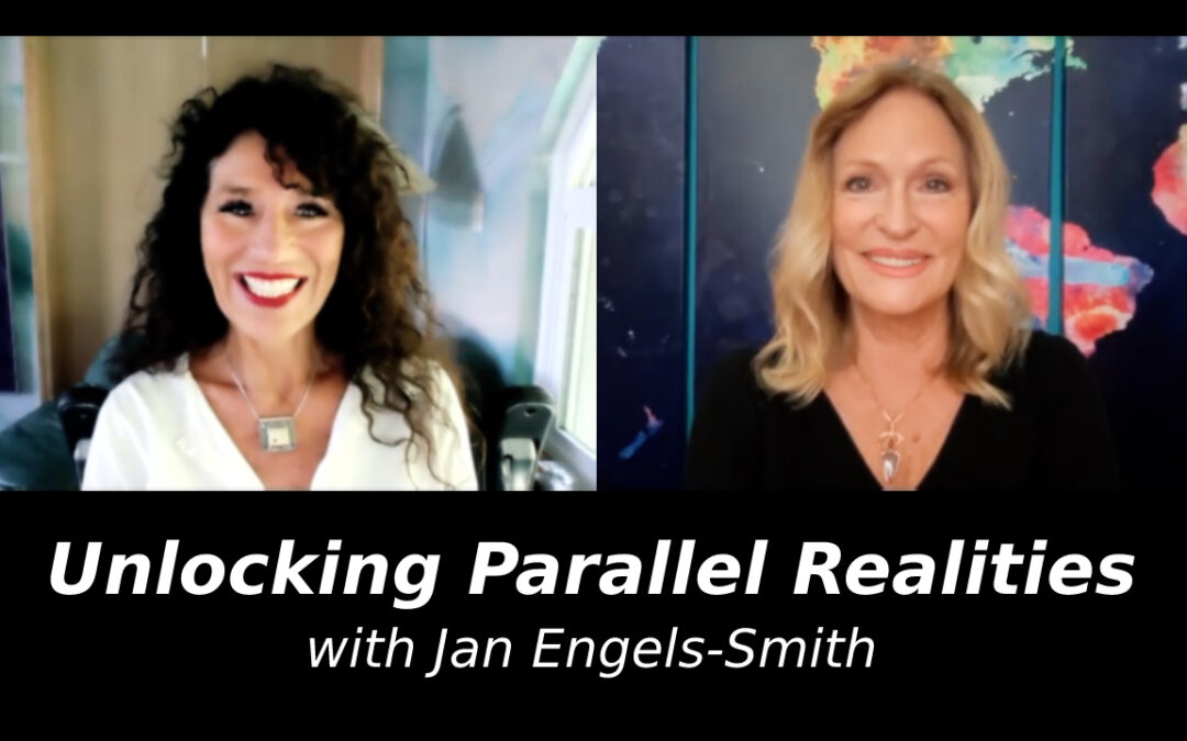 Unlocking Parallel Realities with Jan Engels-Smith